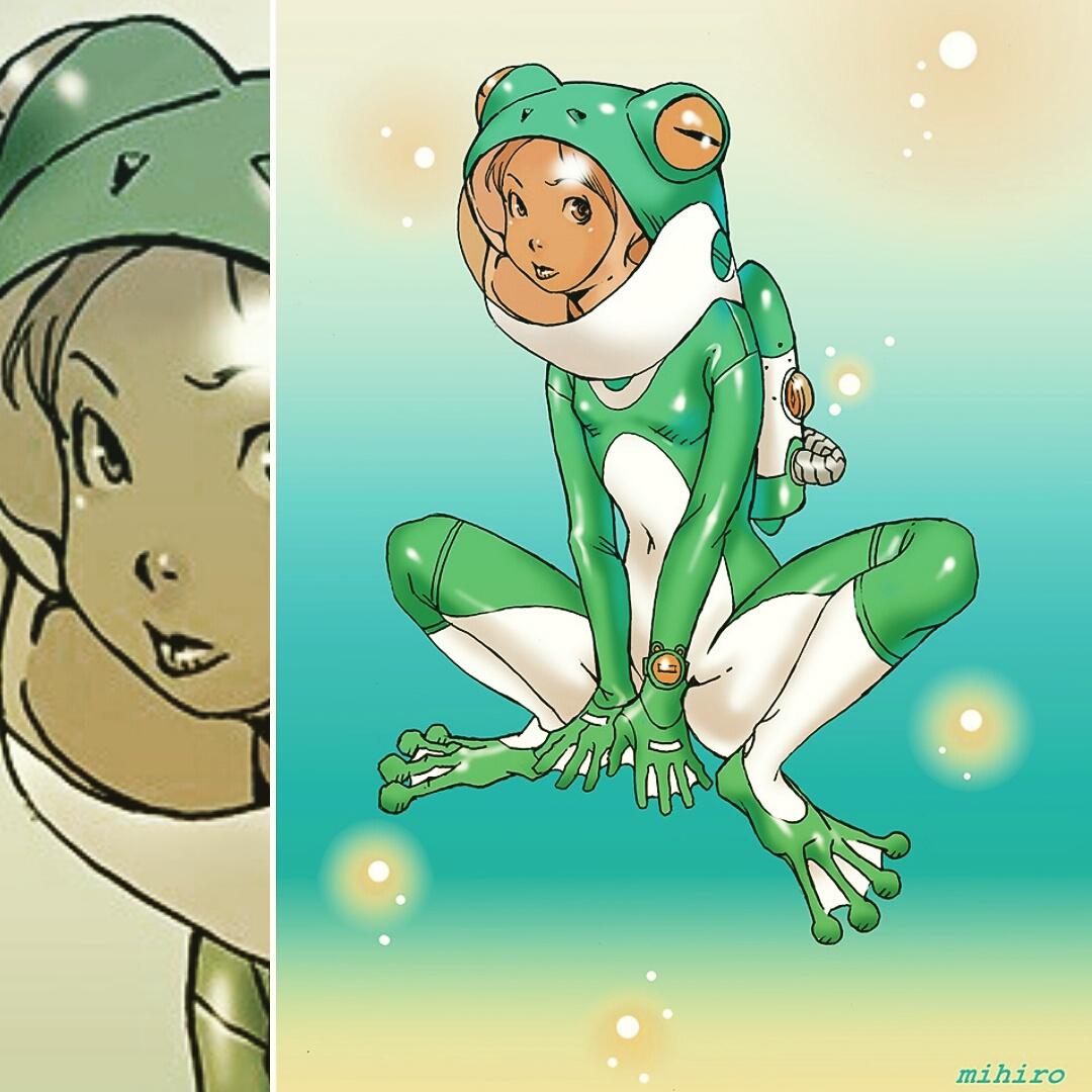 Frog(i)