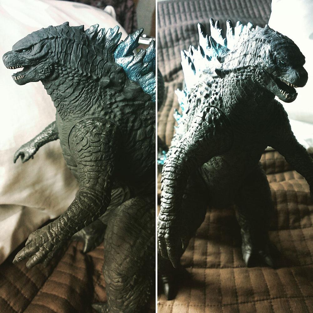 怪獣王Sゴジラ2019