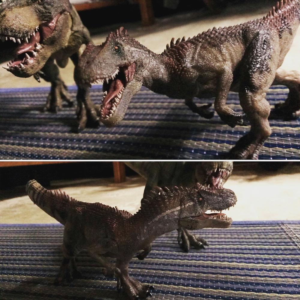 アロサウルス01