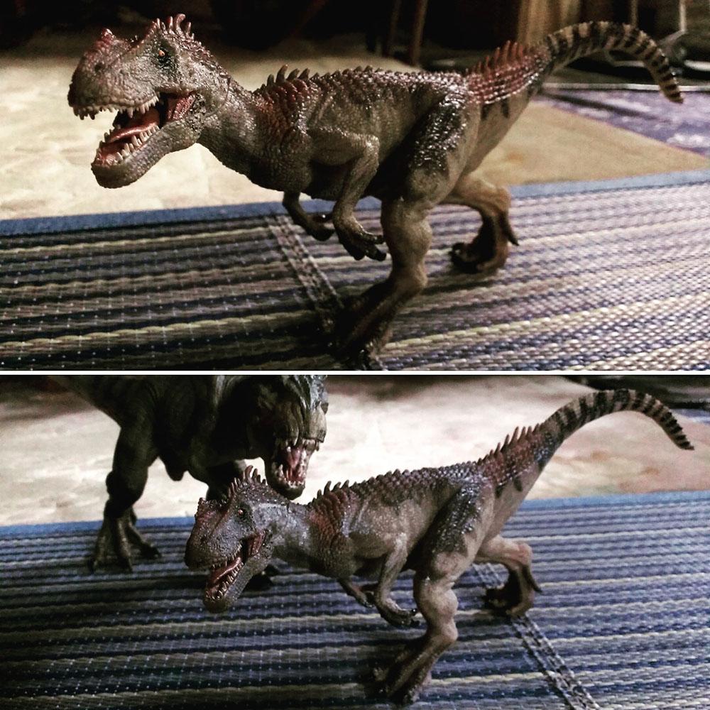 アロサウルス02